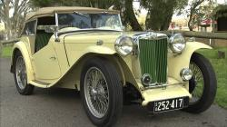 MG TC Roadster #12