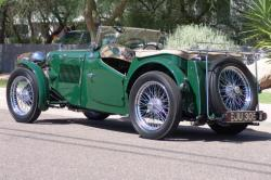 MG TC Roadster 1947 #10