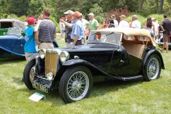 MG TC Roadster 1947 #7