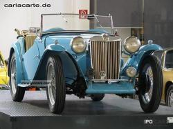 MG TC Roadster 1948 #13