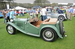 MG TC Roadster 1948 #6