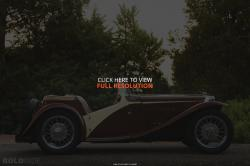 MG TC Roadster 1948 #7