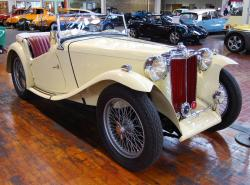 MG TC Roadster #9