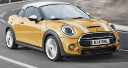 MINI Cooper Coupe 2014 #9