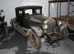 1926 Nash Advanced