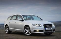 New A6 Avant from Audi 2005 or would you like to drive in the business class? #7
