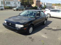 Nissan Sentra Limited (1994.5) #38