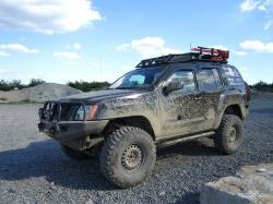 Nissan Xterra Off-Road #13