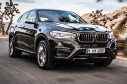 No hustle and bustle on the path to BMW 2015 X6 perfection #8
