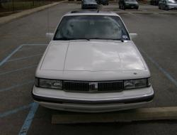 Oldsmobile 1990 facelift hit the car market in 90s