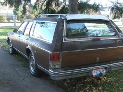 Oldsmobile Custom Cruiser 1986 #8