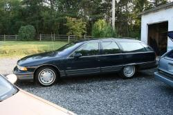 Oldsmobile Custom Cruiser 1992 #10