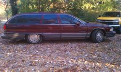 Oldsmobile Custom Cruiser 1992 #6