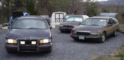 Oldsmobile Custom Cruiser 1992 #9