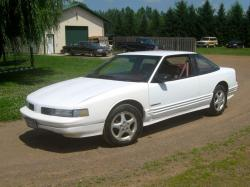 Oldsmobile Cutlass Supreme 1992 #11
