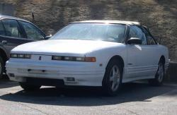 Oldsmobile Cutlass Supreme 1992 #7