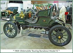 Oldsmobile Model TR #10