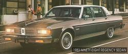Oldsmobile Ninety-Eight 1985 #11