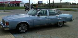 Oldsmobile Ninety-Eight 1985 #7
