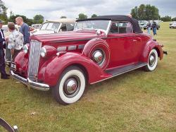Packard 120CD 1937 #12