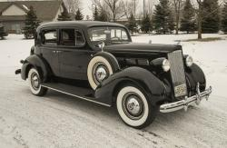 Packard 120CD 1937 #10