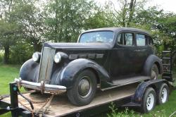 Packard 120CD 1937 #11