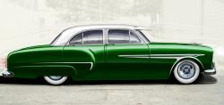 Packard Clipper 1952 #10