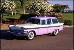 Packard Clipper 1957 #11