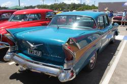 Packard Clipper 1958 #12
