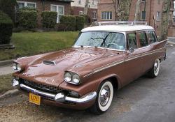 Packard Clipper 1958 #6