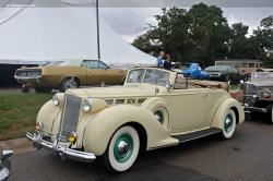 Packard Super Eight 1938 #6