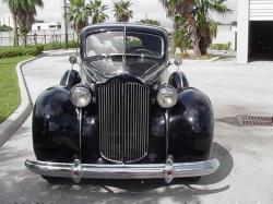 Packard Super Eight 1938 #9