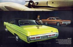Plymouth Fury 1971 #10
