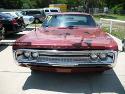 Plymouth Fury 1971 #12