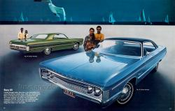 Plymouth Fury 1971 #6