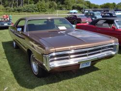 Plymouth Fury 1971 #9
