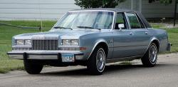 Plymouth Gran Fury 1987 #13