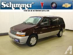 Plymouth Grand Voyager 1995 #11