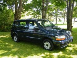 Plymouth Grand Voyager 1995 #8