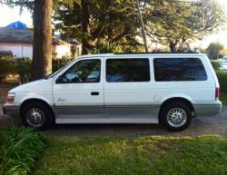 Plymouth Grand Voyager 1995 #9