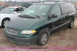 Plymouth Grand Voyager 1996 #14