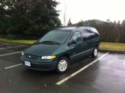 Plymouth Grand Voyager 1996 #9