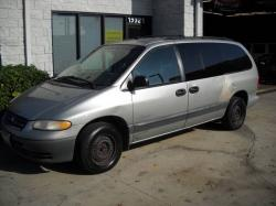 Plymouth Grand Voyager 1997 #12