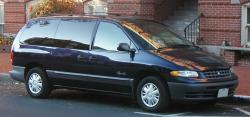 Plymouth Grand Voyager 1999 #12