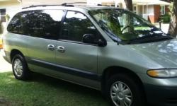 Plymouth Grand Voyager 1999 #9