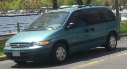 Plymouth Grand Voyager 2000 #8