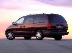 Plymouth Grand Voyager 2000 #9
