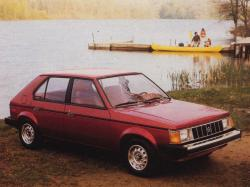 Plymouth Horizon 1988 #6