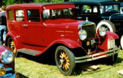 Plymouth Model 30U 1930 #10