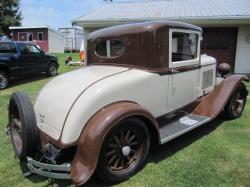Plymouth Model 30U 1930 #12